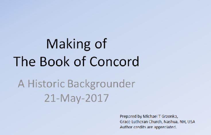 BookOfCOncordPPT
